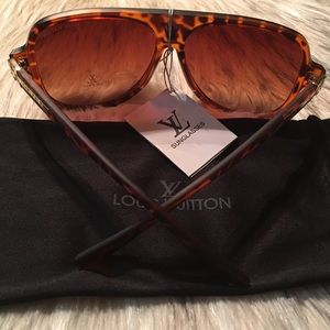 ef1858e148c Louis Vuitton Accessories - Fashion Designer Louis Vuitton Sunglasses